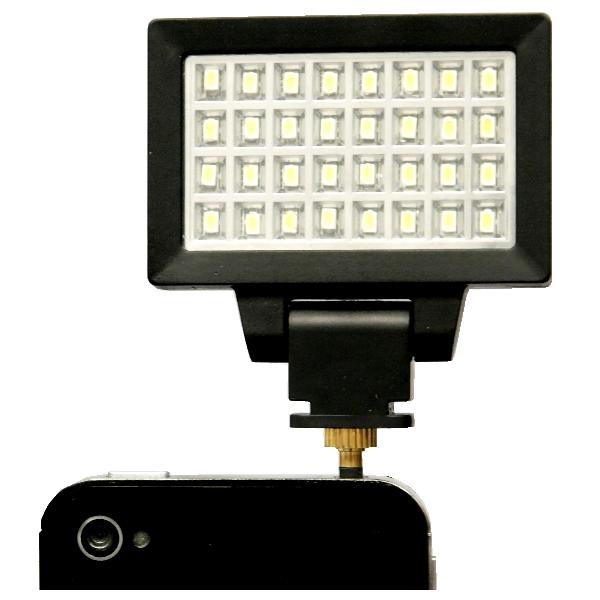 Led Lighting For Camera Phones Tablet Full Hd Do 500 Zl Smonet Wireless Hd Camera Cctv Security Kit Hd Tv Shows Stream: LED Spotlight For Mobilephone,Tablet & Cameras